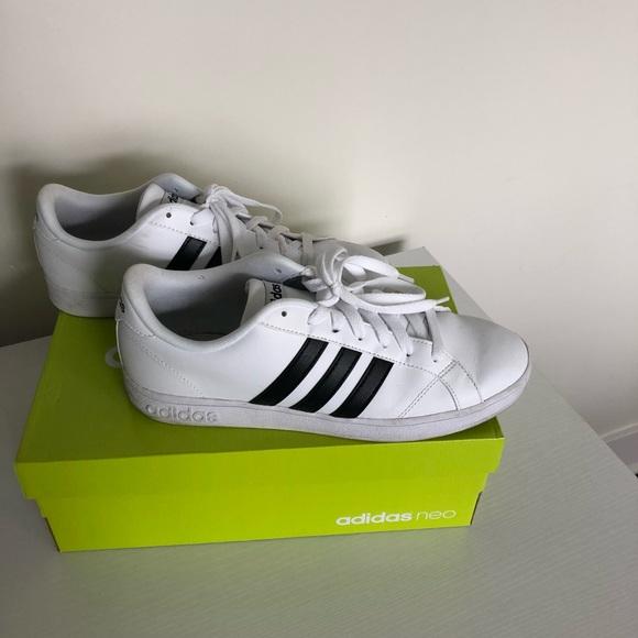 adidas Shoes | Adidas Neo Classic Black